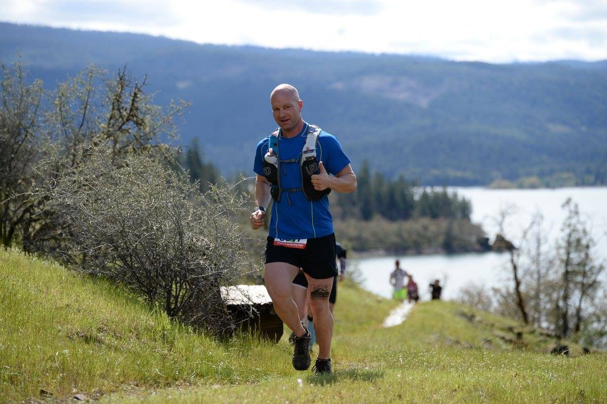 Running coach Michael Gallagher is based in the Rogue Valley